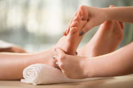 reflexology in ealing