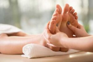 reflexology infertility
